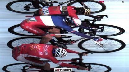 Démare wint eerste rit Parijs-Nice na beklijvende spurt, Wellens dicht bij de zege