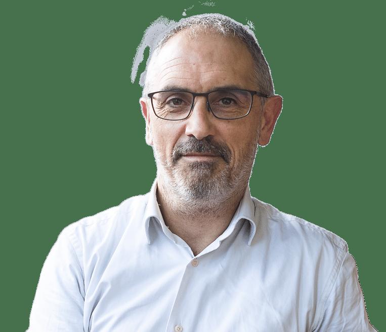 Michel Maus. Beeld RV