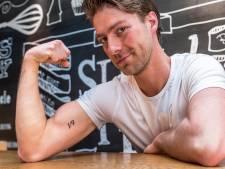 Sommige politici gaan wel heel ver: PvdA'er zet tattoo als verkiezingsstunt