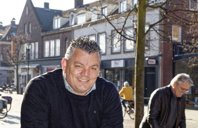 Robert van den Brand, horecavoorzitter van de afdeling Meierijstad.