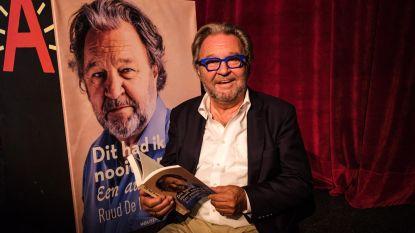 """Terugkeer naar de Arenberg uitgesteld naar september maar acteur Ruud De Ridder blijft optimistisch: """"Misschien schrijf ik er ooit wel eens een thriller over"""""""