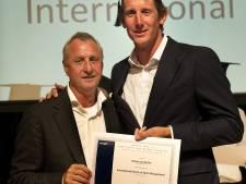 'Van der Sar directeur bij Ajax'
