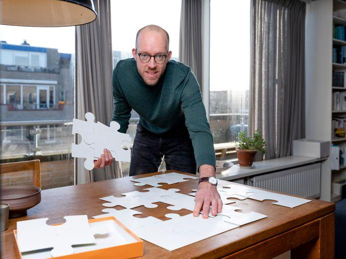 Psycholoog Martijn Bond kwam op het idee voor zijn boek door Linda de Mol.