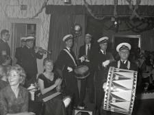 Een feestje bij Philips Direct Export in 1960, wat werd er gevierd?