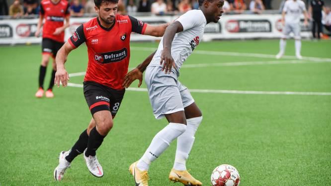 Winkel Sport en Mandel United delen de punten na evenwichtige derby