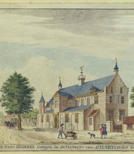 Er werd wat afgetoverd in het klooster van Binderen in Helmond