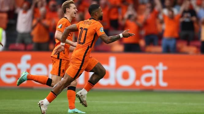 Oranje blijft foutloos: Nederland kent weinig moeite met Oostenrijk en is zeker van groepswinst