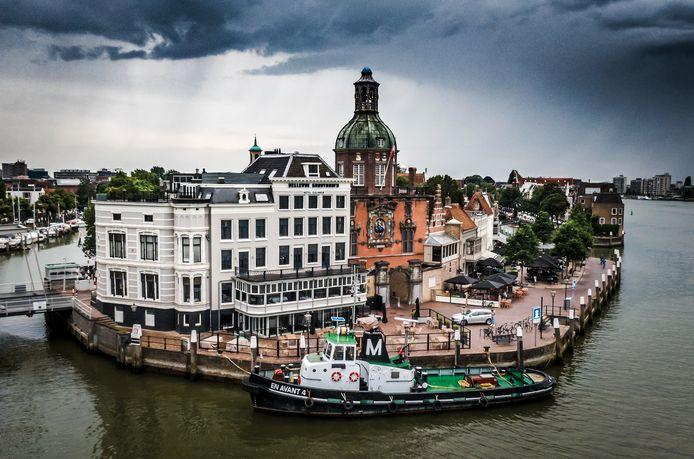 Hotel-restaurant Bellevue in Dordrecht heeft kort na het faillissement al weer een nieuwe eigenaar.
