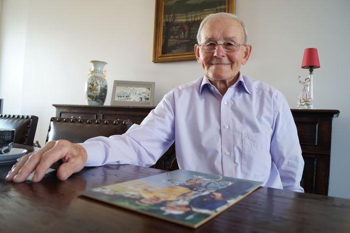 Gilbert Desmet viert op 3 februari zijn 90ste verjaardag