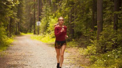 """""""Mindful joggen maakt je hoofd écht leeg"""""""