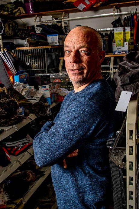 Tot tranen geroerde Mark (47) verkoopt winkel én huis noodgedwongen
