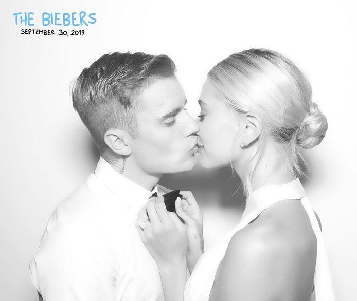 Justin Bieber en Hailey Baldwin getrouwd