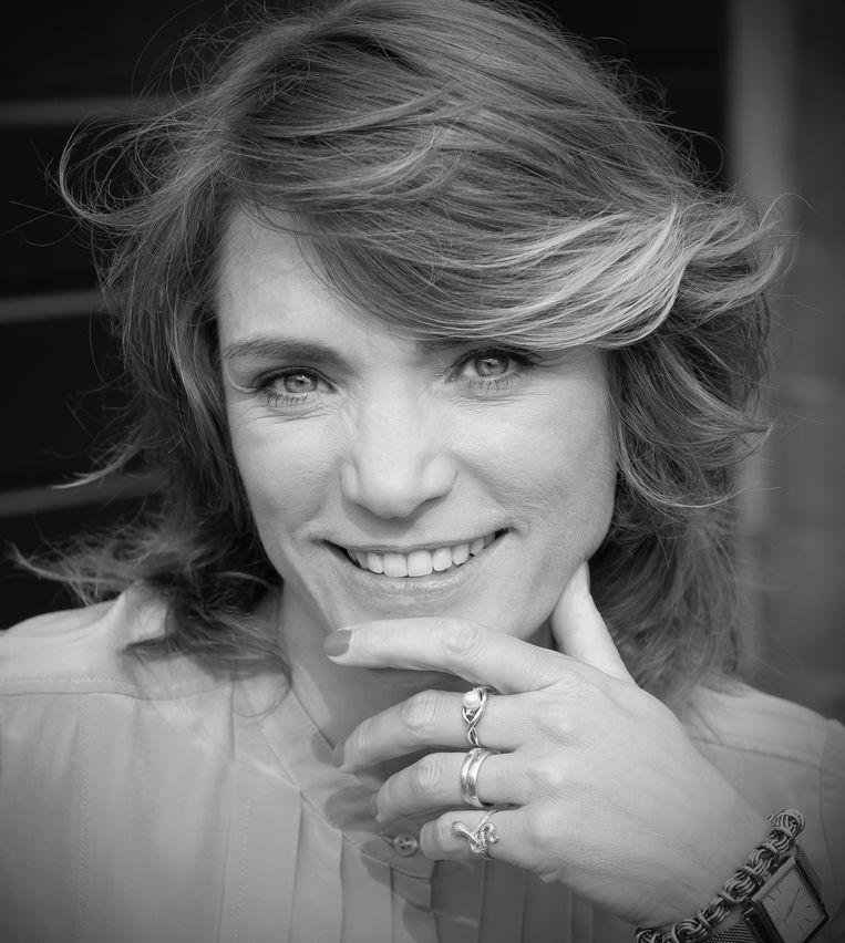 Liza Mügge is universitair hoofddocent politicologie aan de Universiteit van Amsterdam. Beeld Eigen foto