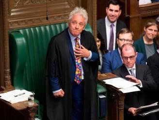 """""""Einde van de John Bercow-show, de partijdige zwakkeling"""": niet alle Britse kranten nemen in stijl afscheid van parlementsvoorzitter"""
