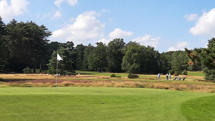 Golfbaan De Hoge Kleij, op de grens van Leusden met Amerfsoort.