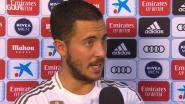 """Hazard over eerste officiële Real-goal: """"Het moést iets speciaals worden"""""""