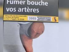 Il retrouve la photo de sa jambe amputée sur des paquets de cigarettes, sans son accord