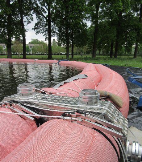 Waterschap Brabantse Delta helpt Limburg met mobiele keringen