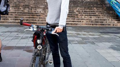 Raceje naar de hoofdstad? Snelst met de fiets!
