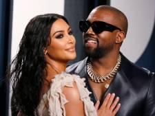 """Kim Kardashian célèbre l'anniversaire de Kanye West, son ex: """"Je t'aime pour la vie"""""""