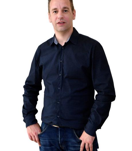 André Trompers hoofdredacteur BN DeStem