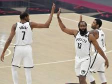 Brooklyn Nets in eerste NBA-duel met 'Big Three' onderuit