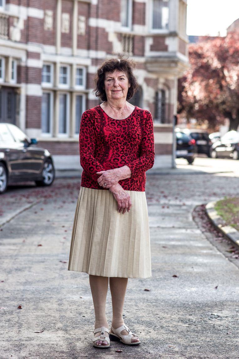 Renée De Visscher. Beeld Tine Schoemaker