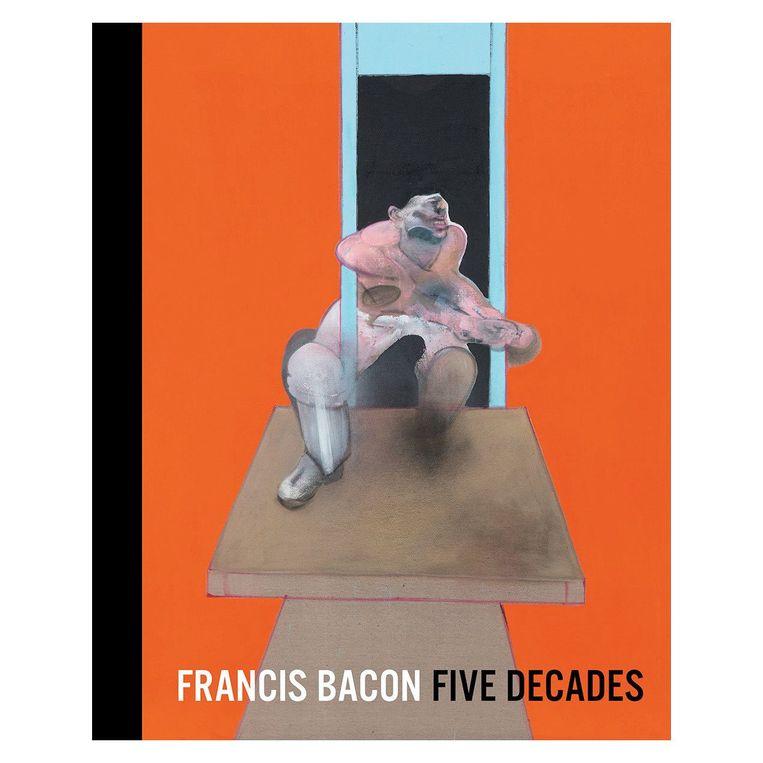 Fotoboek met schilderwerken van Francis Bacon. Beeld Francis Bacon