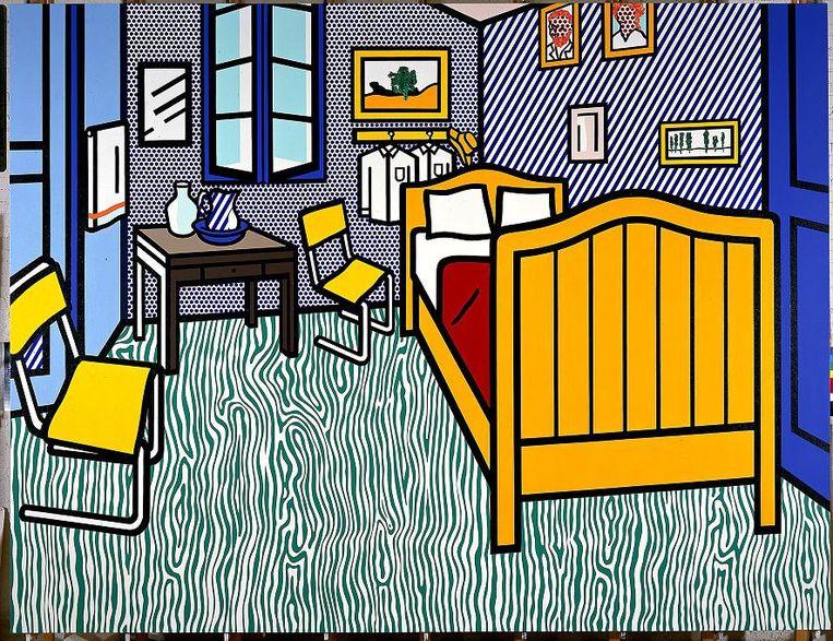 null Beeld Roy Lichtenstein