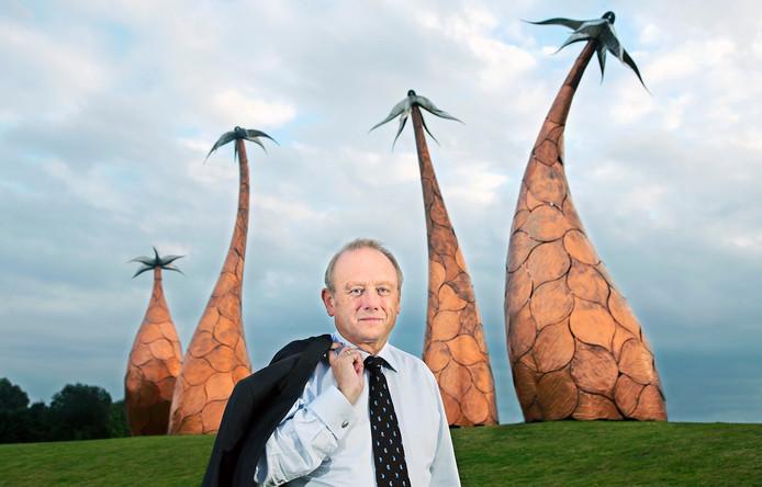 Burgemeester Boelhouwer
