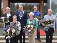 Vijf inwoners van Twenterand benoemd tot Lid in Orde van Oranje-Nassau
