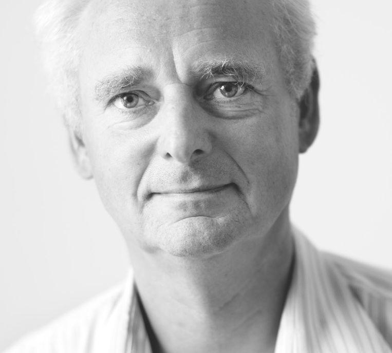 Rogier Noyon Winkelier. Beeld Bram Budel
