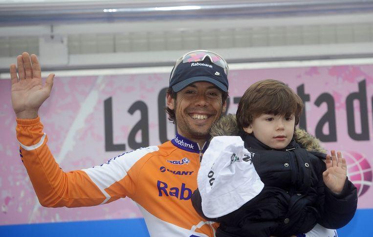 Oscar Freire won dit seizoen Milaan-Sanremo. Voor de andere koersen haalde hij zijn neus op. Haalt de Spanjaard zondag verschroeiend uit, dan is dat goed voor zijn vierde wereldtitel. Beeld UNKNOWN