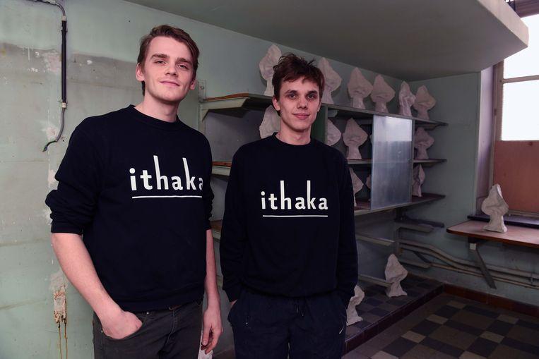 Jasper Tweepenninckx en Willem Vanderhoydonks kijken nu al uit naar de 27ste editie van Ithaka.