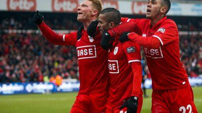 LIVE: Carcela trapt Standard op voorsprong tegen Club (1-0)