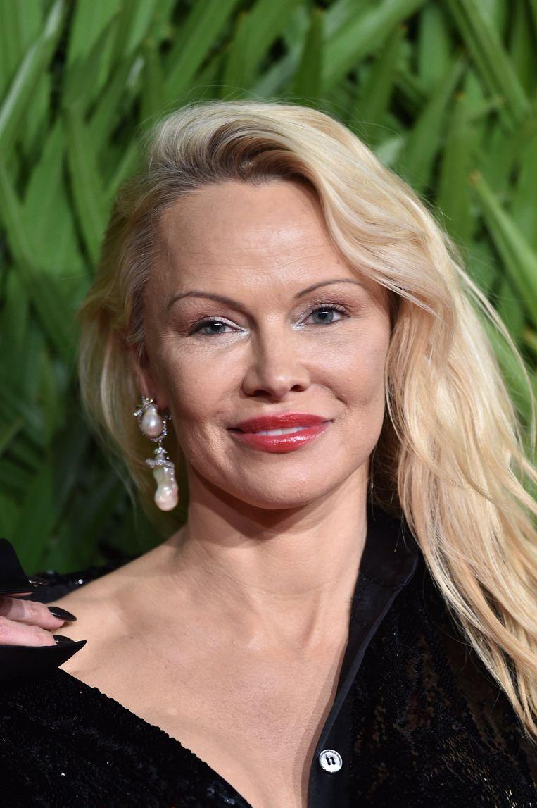 Pamela Anderson. Beeld Photo News