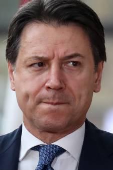 Giuseppe Conte a officiellement démissionné