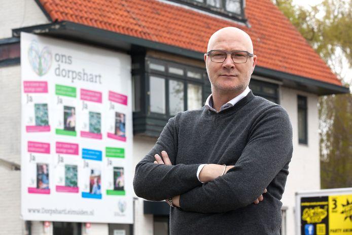 Pieter van Vliet van supermarkt MCD in Leimuiden.