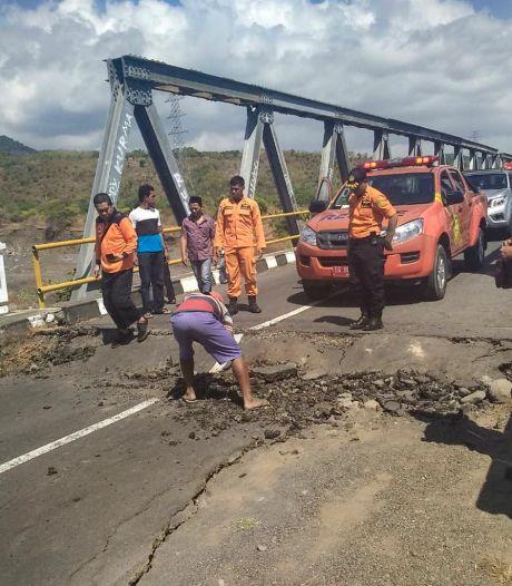 Puissant séisme sur l'île touristique de Lombok: pas de victime belge