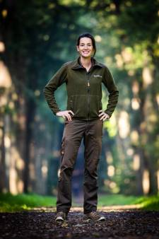 Boswachter Mirjam (42) is dol op de herfst: 'Jas aan, kraag op en lekker naar buiten'