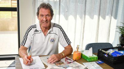 """Superfan Anderlecht wil 20 miljoen inzamelen voor zijn paars-wit: """"1.000 euro gestort, wie volgt?"""""""