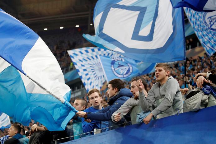 Supporters van Zenit St. Petersburg kunnen nog tot 24 februari hopen op nieuwe spelers.