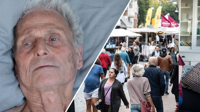 Michiel en Gijs hielpen hun vader sterven en drukte in de binnenstad in Nijmegen.