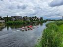 De Rotte wordt ook gebruikt door groepen roeiers en kanoërs, zij zullen last hebben van de stremming door Rijkswaterstaat.