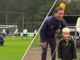 Open training bij PSV trekt het nodige bekijks: 'Dan zie je de spelers wat persoonlijker'