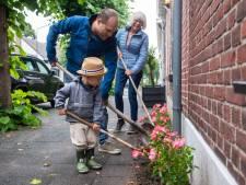 Tuinman Siep draagt bij aan een groener Oosterhout: 'Het fleurt echt op'