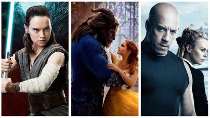 Dit waren wereldwijd de meest succesvolle films uit 2017
