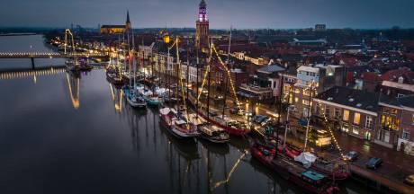 Noodlijdende bruine vloot op de Werelderfgoedlijst? Dat gaat niet, zegt de minister