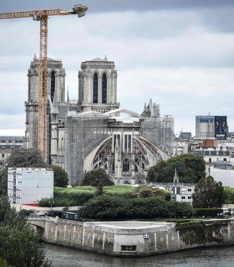 La restauration de Notre-Dame de Paris va commencer