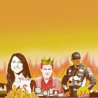 Nicolás Maduro, Twan Huys, Max Verstappen... Dit zijn de zeven opvallendste zondaars